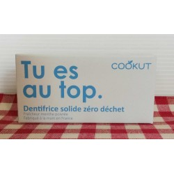 DENTIFRICE SOLIDE MENTHE...